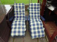 Garden Chairs - Thornbury