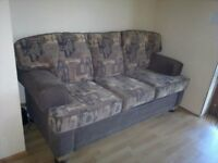 Brown Sofabed