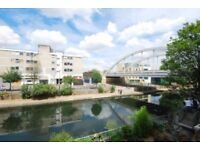 AMAZING 2BED 2BATH SPLIT LEVEL FLAT IN HEART OF HAGGERSTON NEXT TO CANAL! BALCONY*FURNISHED*