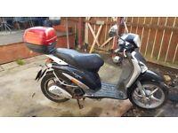 Paggio 125 cc varsity nice running bike £500
