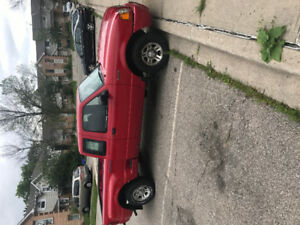2002 Ford Edge Pickup Truck