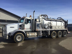 Vac + Water Trucks + Shacks - Rig Spec and READY TO WORK