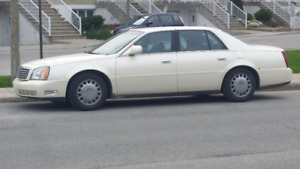 2003 Cadillac DeVille Berline