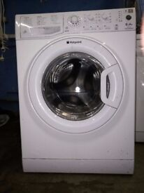 Fully refurbished Hotpoint aquarius 6kg A+ washing machine for only £99