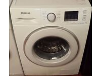 Samsung 7 kg eco bubble washing machine