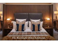 Floor Housekeeper/Housekeeping Supervisor (Full time) - The Roxburghe Hotel