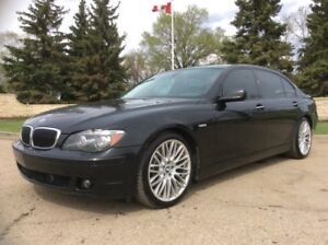 2008 BMW 750i, AUTO, LEATHER, ROOF, NAVI, X-CLEAN, $13,500