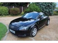 CHEAP CAR - 2001 AUDI TT 1.8 QUATTRO 3D 177 BHP