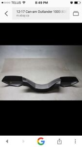 Wanted can am 800 outlander handle bar guard