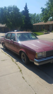PRICE REDUCED* 850 OBO 1980 Cutlass