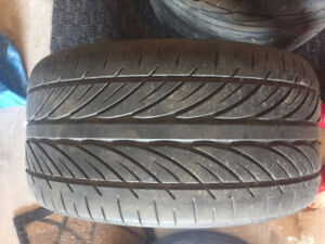 BMW  fits 3 or 5 series wheels and tyres