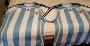 Authentic Argentina 2006 World Cup Jersey