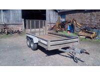 plant trailer 10 x 5