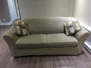 Double Size Sleeper Sofabed (price reduced)