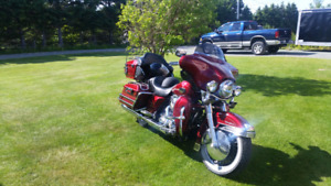 2009 Harley Davidson Electra Glide Ultra Classic