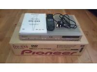 Pioneer DV545 DVD player