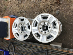 CHEVY RIMS