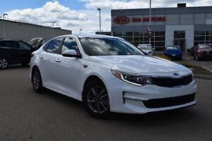2016 Kia Optima LX 1.6L Turbo | Back-up Camera | Lumbar Support