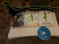 Wii fit bundle