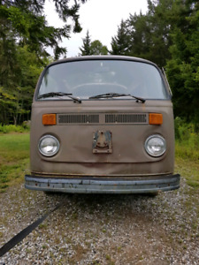 74 VW van for parts or restoration