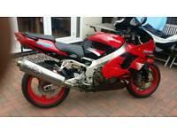 Kawasaki zx9r e1 spares or repairs