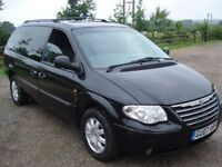 CHRYSLER GRAND VOYAGER 2007