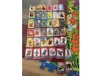 LEGO cards x38