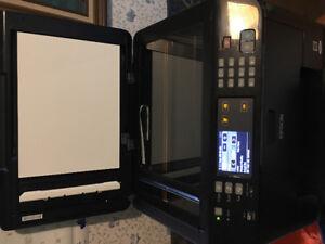 Epson WorkForce Pro WP-4540 Wireless Color Inkjet Printer