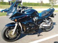 Suzuki GSF 1200 SK3 Bandit only 9,350 miles – 2003 VGC FSH