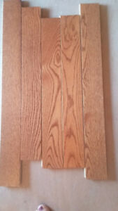 Oak Hardwood Flooring (used)