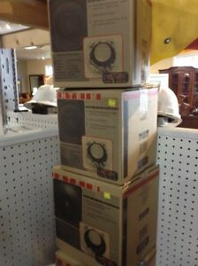 In Wall Stereo Round Loudspeakers Fonthill Restore