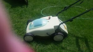Neuton Cordless Lawn Mower - Like New
