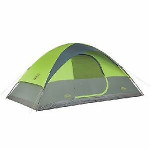 New Coleman Highline II™ 8 Person Dome Tent