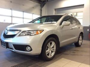 2013 Acura RDX AWD - Roof Rails - Backup Cam!