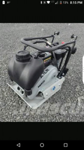AJLR LC90t vibratory  plate compactor