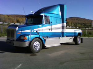 Truck White GMC.1994 112000km unique. .échange