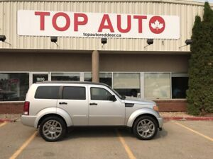 2008 Dodge Nitro SLT/RT 4x4, towing package!