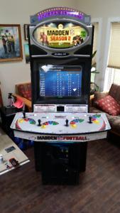 2005 Madden Season 2 Tournament Edition Arcade Machine. 4 Player