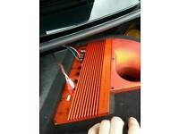 Suboofer + amp 1800w