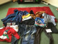 Boys Clothes Age 3-5 Years