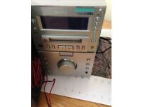 Sharp Minidisc player