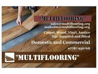 For all your flooring needs - Domestic and Commercial