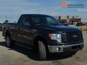 2014 Ford F-150 STX 4x4 Regular Cab 6.5 ft. box 126 in. WB