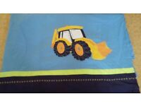 TRACTOR MOTIVE CURTAINS