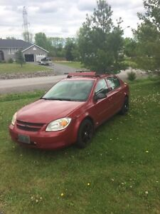 2007 Chevy cobalt safetied and etested