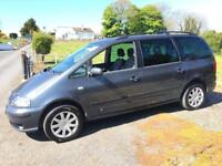 SEAT ALHAMBRA REFERENCE TDI 2009 *** 7 SEATER *** 12 MONTHS MOT***