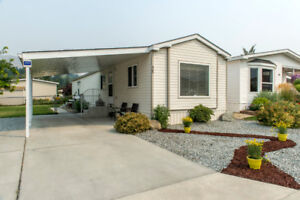 #35 6688 Tronson Road, Vernon - Immaculate 3 bedroom home