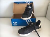 Adidas originals Stan smith trainers shoes size 4uk woman's