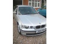 04 reg BMW MOT 9 Months