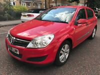 Vauxhall Astra 2008,ONE YEAR MOT